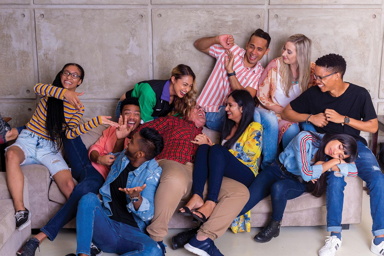 The iNCO Creative team